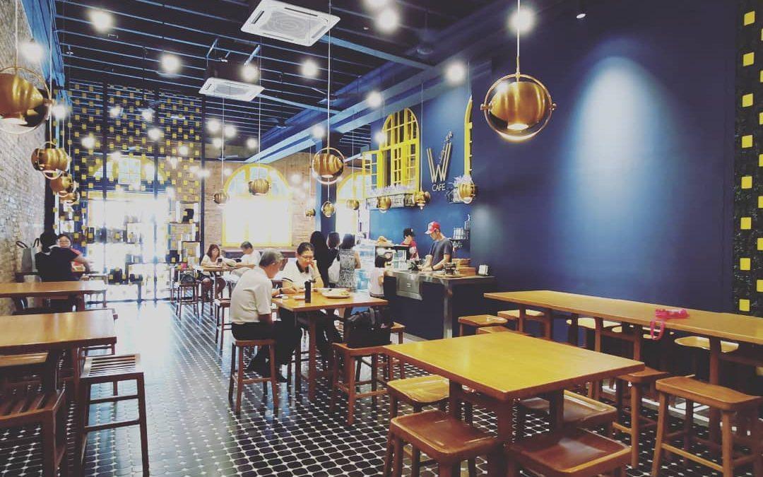 W Cafe : vegetarian cafe